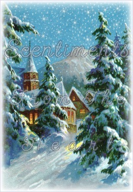 God bless you with a Christmas radiant as the stars above on that wondrous Holy Night. Merry Christmas Blessings!