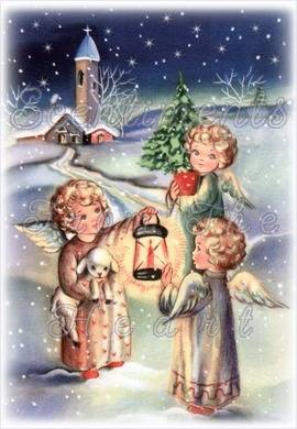May the love of God, and all that you hold dear, become a brilliant beacon, to guide you through the year. Merry Christmas Blessings!
