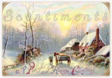 God bless you with the sweet content of his love surrounding you. Merry Christmas Blessings!