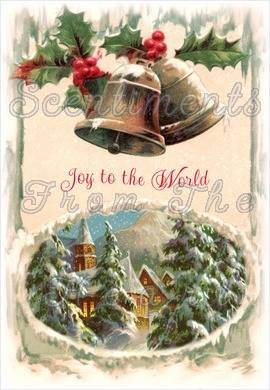 Ring out the bells on Christmas, Let them toll the Day. May God's love and brightness, Forever guide your way. Merry Christmas Blessings!