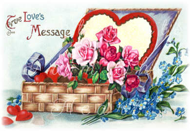 My love for you is everlasting. Valentine Blessings!
